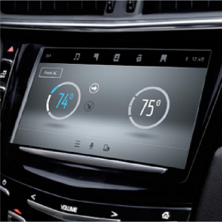 Cadillac CUE Evaluation